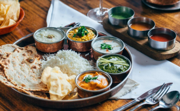 The Dhabba has food that make it one of the best Indian restaurants in Glasgow.