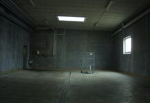 custom built cold room